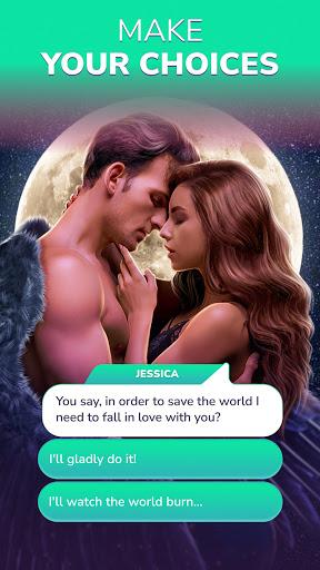 My Fantasy: Choose Your Romantic Interactive Story  screenshots 3