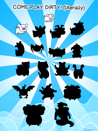Pig Evolution - Mutant Hogs and Cute Porky Game screenshots 12