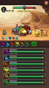 Grow Merge Monsters MOD APK 1.0.9 (Unlimited Gold, Diamond, Rubies) 2