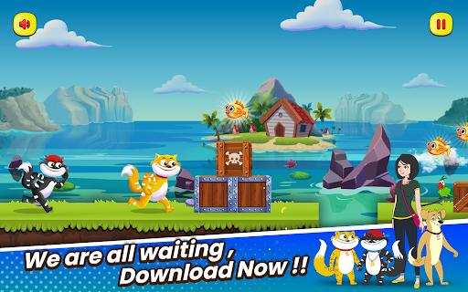 Honey Bunny Ka Jholmaal Games : Rise Up Jump & Run 1.0.3 screenshots 6