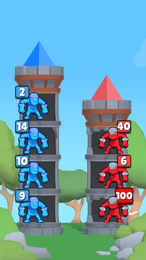 Hero Tower Wars - Castle War Games  screenshots 13