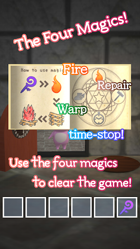 Room Escape Game : Dragon and Wizard's Tower 1.1.6 screenshots 1