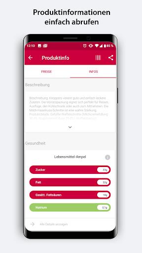 barcoo - QR Code & Barcode Scanner  screenshots 3