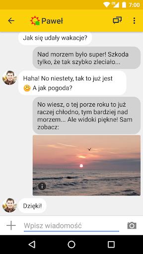 GG Messenger - Lightweight & Simple  Screenshots 3