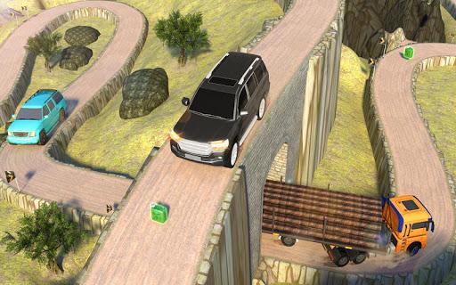 Real Offroad Prado Driving Games: Mountain Climb 2.1.3 screenshots 2
