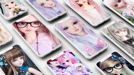 Doll Wallpaper apktram screenshots 1