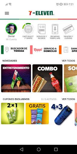 7-Eleven Mu00e9xico 2.8.22 Screenshots 1