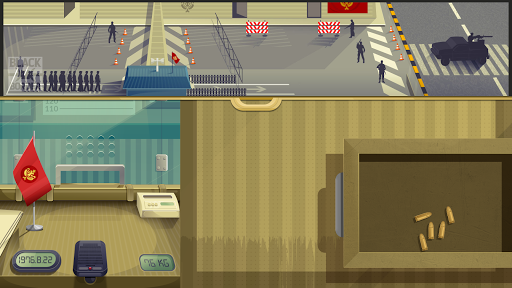 Black Border: Border Patrol Simulator Game