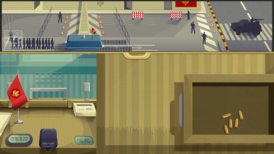 Black Border: Border Patrol Simulator Game Mod Apk