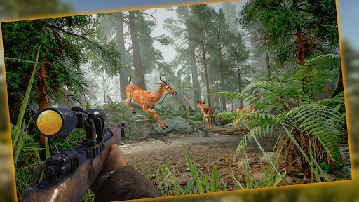 Sniper Deer Hunting Game: Last Survival 2021  screenshots 10