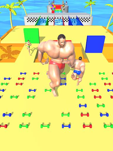 Muscle Race 3D apkdebit screenshots 7