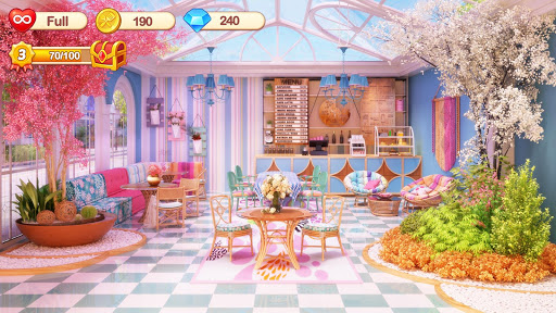 My Restaurant: Crazy Cooking Madness & Tile Master 1.0.10 screenshots 23