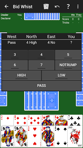 Bid Whist by NeuralPlay 3.30 screenshots 1