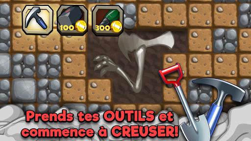 Code Triche Dino Quest - Jeu de Dinosaures APK Mod screenshots 1