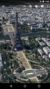 Google Earth APK **2021** 1