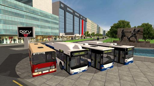 City Bus Simulator Ankara Apk 0.11 screenshots 1