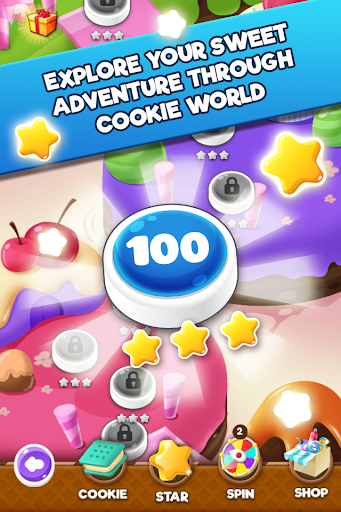 Cookie Blast 2 - Crush Frenzy Match 3 Mania 8.0.15 screenshots 1