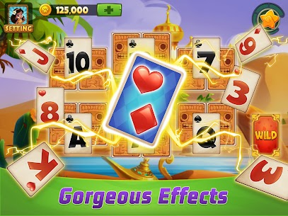 Solitaire TriPeaks – Classic Card Games Apk Download, NEW 2021 7