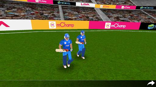Cricket Game : FreeHit Cricket  screenshots 8