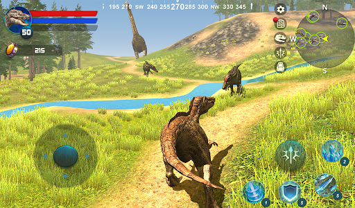 Baryonyx Simulator screenshots 8