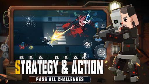 Zombie Virus - Strike  screenshots 2