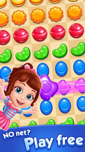 Candy Jelly Match 3 1.8.0 screenshots 5