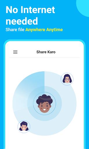 SHARE Go : Share Apps, File Transfer, Share apktram screenshots 4