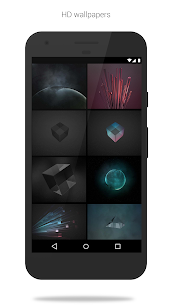 Glass Pack Transparent Theme (Pro Version) v3.2.9 [Patched] 3