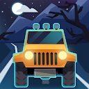 Hill Racing 2D: Night Climb