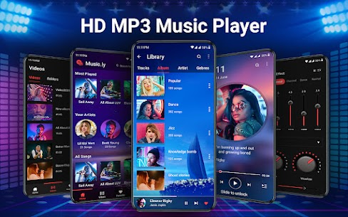 Play Music- Music Player, MP3 Player, Audio Player Apk Download NEW 2021 1
