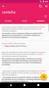 Portuguese Spanish Offline Dictionary & Translator