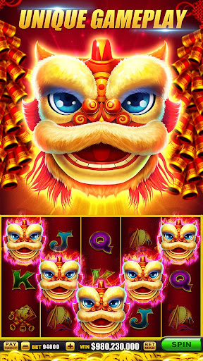 Slots! CashHit Slot Machines & Casino Games Party apkslow screenshots 4