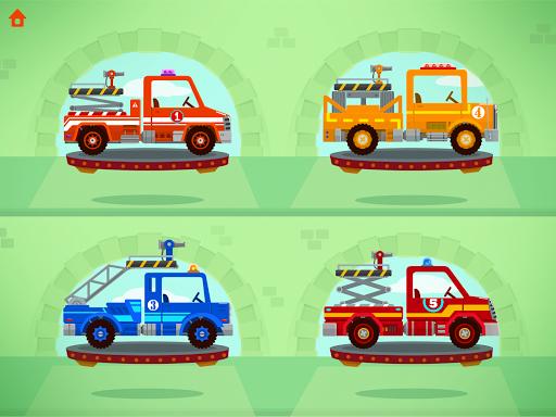 Fire Truck Rescue - Firefighter Games for Kids apktram screenshots 10
