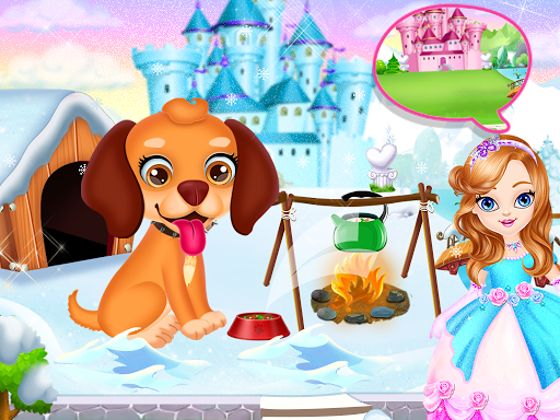 Puppy pet vet daycare - Puppy salon for caring goodtube screenshots 2