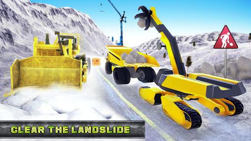 Code Triche vrais jeux de machine de pelle de camion de chasse apk mod screenshots 4