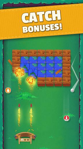 Bouncefield: Arkanoid Bricks Breaker 1.3.3 screenshots 3