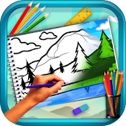 Learn to Draw Scenery & Landscapes
