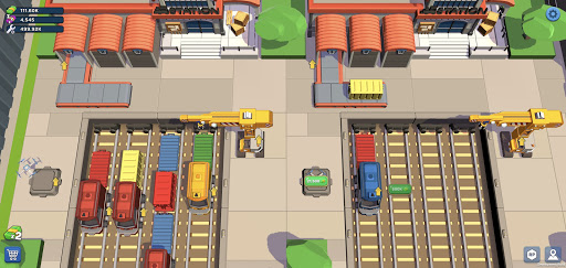 Transport It! 3D - Color Match Idle Tycoon Manager 0.7.1662 screenshots 8