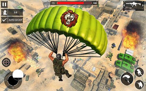 Counter Terrorist Gun Strike: Free Shooting Games 1.23 Screenshots 11