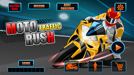 Moto Traffic Rush3D modavailable screenshots 8