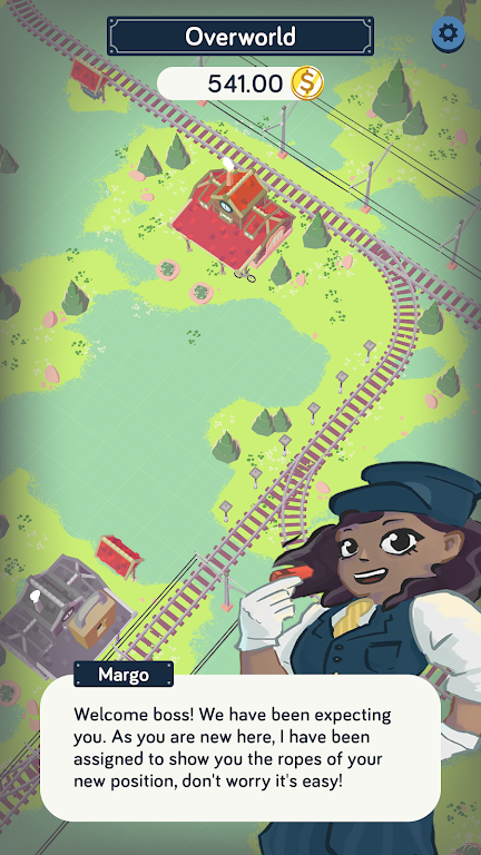 Train Station Idle Tycoon  poster 7