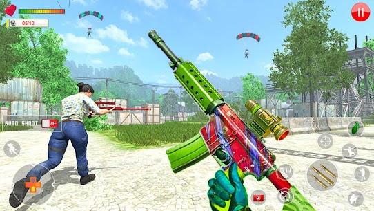 Modern strike online Mod Apk (God Mode/Dumb Enemy) 2