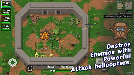 Team Six Armored Troops V1.1.5 Mod Apk – (Free Shopping) 1