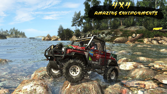 offroad game : jeep driving games screenshots 1