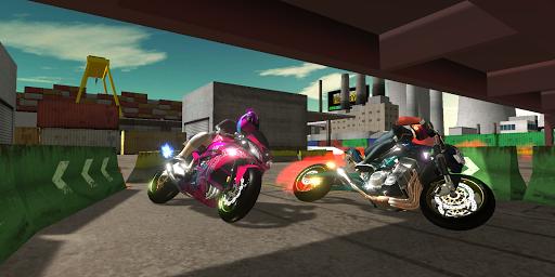 Drift Bike Racing apkpoly screenshots 6