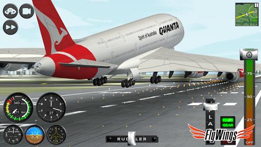 Flight Simulator 2015 FlyWings Free 2.2.0 screenshots 24