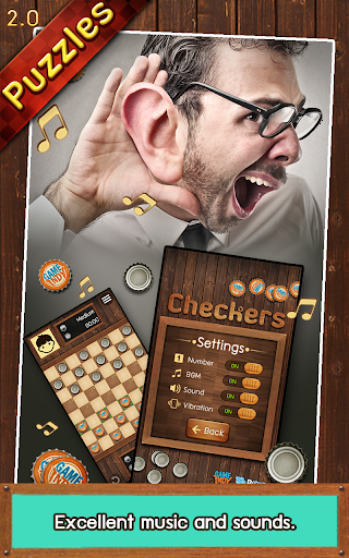 Thai Checkers - Genius Puzzle - u0e2bu0e21u0e32u0e01u0e2eu0e2du0e2a 3.5.179 screenshots 9
