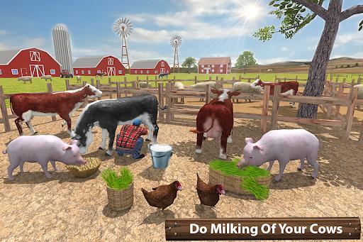 Organic Tractor Farming SIM: Mega Harvesting 3.0.3 screenshots 7