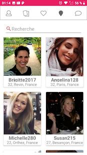 France Dating 1.0.10 APK screenshots 3