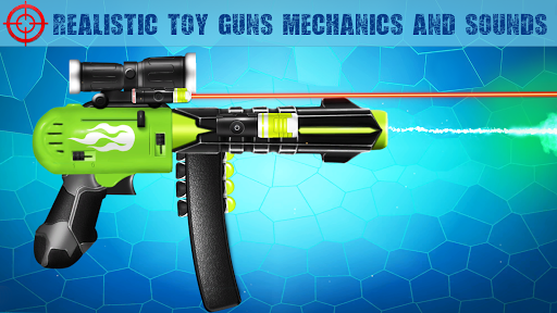 Toy Gun Blasters 2020 - Gun Simulator  screenshots 21